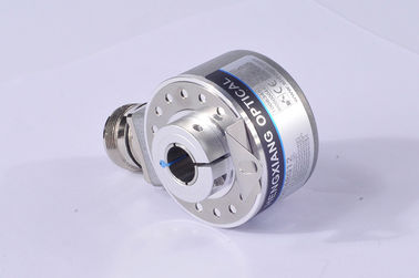 KJ50 Angel Sensor Encoder Berongga Poros Absolut, Encoder Digital Mutlak 720 Ppr 10 Bit